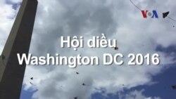 Hội diều 2016 tại thủ đô Washington DC