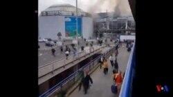 Bruxelles frappée par plusieurs explosions
