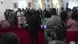 Zimbabwe President Blows Birthday Candle Ahead of Big Bash