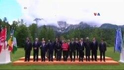 G-7 sammiti başa çatıb