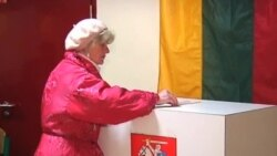 立陶宛星期日開始新一屆議會選舉