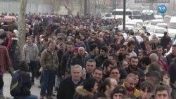 Eminönü'nde 70 Milyon Kuyruğu