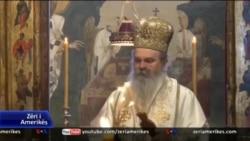 Kremtohen Krishtlindjet ortodokse në Kosovë