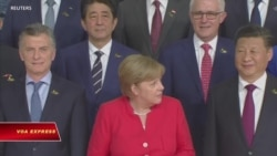 Thời đại Merkel sắp tới hồi kết, đâu là vai trò của Đức trên sân khấu toàn cầu?