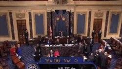 美國參議院通過法案 嚴厲制裁平壤及其合作夥伴