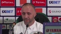 "Football/CAN-2019: Belmadi parle de son ""ami"" Cissé"