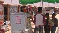 叙利亚难民少年辍学打工