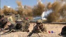 2018-05-04 美國之音視頻新聞: 川普總統要求國防部考慮削減駐韓美軍方案