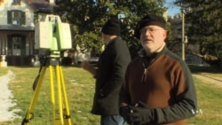 Laser Camera Helps Preserve Historical Buildings