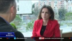 Intervistë me deputeten Rudina Hajdari