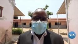 COVID-19: Apesar da pandemia, escolas reabriram em Malanje