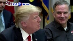 Manchetes Americanas 3 Fevereiro: Novas propostas de Donald Trump
