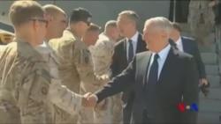 美國防長承諾對印度阿富汗和卡塔爾的支持