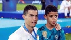 Ngôi sao bóng đá và các quý tử