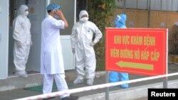 Việt Nam đang tích cực tìm kiếm vaccine và thuốc điều trị để đối phó với tình trạng bùng phát dịch COVID-19 trên nhiều tỉnh thành.