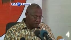 VOA60 AFIRKA: Shugaban Adawa Jean Pierre Fabre a Togo , Afrilu 30, 2015