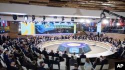 Kyivdə Krım Platforması sammiti