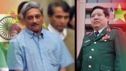 Việt - Ấn tìm cách thắt chặt quan hệ quân sự