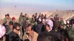 伊拉克庫爾德武裝解放辛賈爾山地區