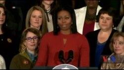 Мішель Обама надихнула молодь у своїй заключній у статусі першої леді промові. Відео