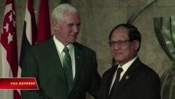 Tổng thống Trump đi Việt Nam dự APEC
