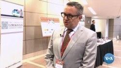 Visa in Uzbekistan: Salvador Perez-Galindo