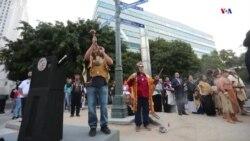 ԱՄՆ-ում նշվում է Կոլումբոսի և բնիկ ժողովուրդների օրը