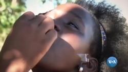 Residentes de Sofala recebem vacina oral contra a cólera