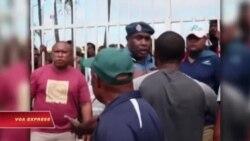 Cảnh sát bắn vào sinh viên biểu tình ở Papua New Guinea