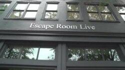 Соба за бегство - популарна забава во Вашингтон