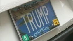 Семейная пара из штата Орегон решила соригинальничать и поместить на номере собственную фамилию