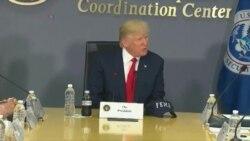 Трамп во ФЕМА: Подготвени за сезоната на урагани
