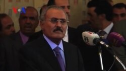 Is Yemen's Ex-President Saleh a Thief? (On Assignment)