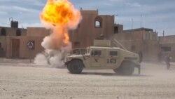 Калифорнийский Ирак для американских солдат