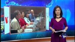 VOA卫视(2015年5月1日 第一小时节目)