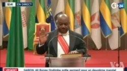 Bongo tente de tourner la page des violences post-électorales (vidéo)
