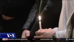Besimtarët katolikë kremtojnë pashkët në Kosovë