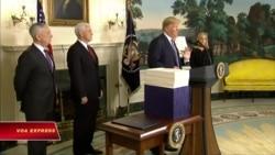 Trump ký ban hành luật chi tiêu sau khi dọa phủ quyết