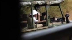 ԱՌԱՆՑ ՄԵԿՆԱԲԱՆՈՒԹՅԱՆ. Աֆրիկա կատարած շրջայցի շրջանակներում Մելանիա Թրամփը այցելել է Քենիա