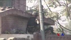 巴基斯坦白沙瓦恐襲 至少三名襲擊者確認被打死 (粵語)