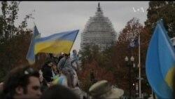 Репортаж: Меморіал Голодомору у Вашингтоні відкрито, боротьба за правду про Геноцид триває. Відео