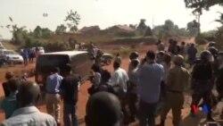 烏干達警方逮捕反對派領