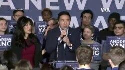 楊安澤宣布競選紐約市長