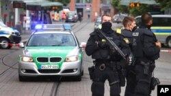پلیس در آلمان - آرشیو