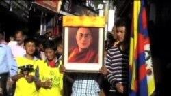 流亡藏人烛光守夜 呼吁国际关注