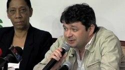 Ucranianos y venezolanos unen sus voces