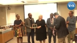 Umuryango Never Again Rwanda Wahembewe Kuba Indashyikirwa
