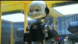 Robot သမိုင္း လန္ဒန္ျပပြဲ