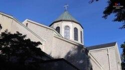 Մասաչուսեթսի Քեմբրիջ քաղաքի հայկական եկեղեցին