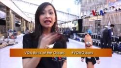 VOA Oscars: Vina Mubtadi dan Reporter 'Hot Dog'